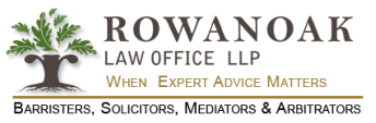 Rowanoak Law LLP - Serving Sylvan Lake & Central Alberta